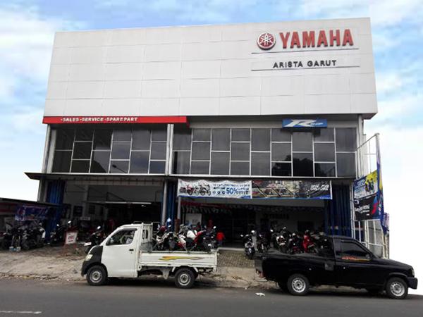 Dealer Motor Yamaha Arista Garut